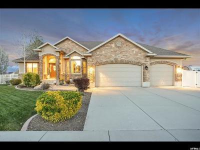 South Jordan Single Family Home Under Contract: 10933 S 3420 W