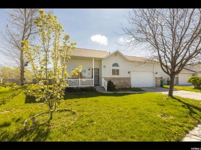 Orem Single Family Home For Sale: 1278 N 500 W