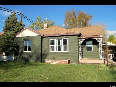 American Fork Single Family Home For Sale: 348 East Ln