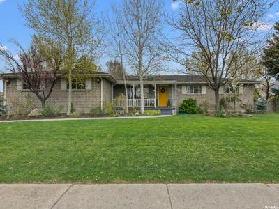 Highland Single Family Home Under Contract: 5514 W 10130 N