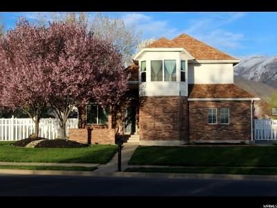 Kaysville Single Family Home Under Contract: 995 S 50 W