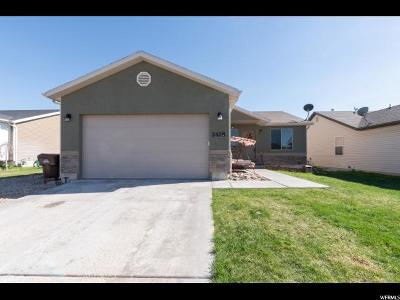 Eagle Mountain Single Family Home For Sale: 2428 E Hitching Post Dr S