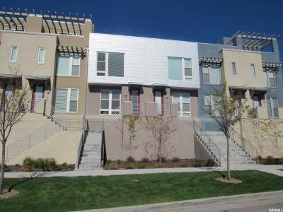South Jordan Townhouse Under Contract: 11463 S Lake Run Rd W