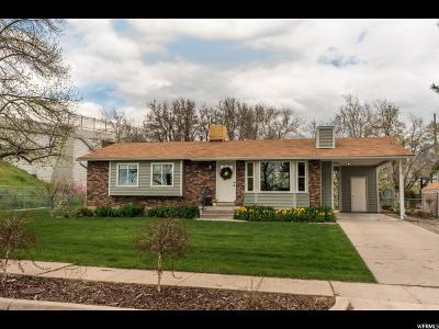 Layton Single Family Home For Sale: 701 S 300 E