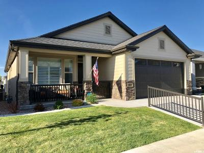 Payson Single Family Home For Sale: 1124 W 1290 S