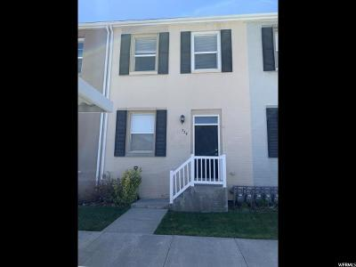 Brigham City Townhouse Under Contract: 324 E Yellow Feather Dr