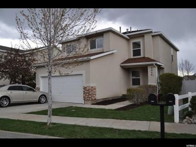 Lehi Single Family Home For Sale: 3964 N Newland Loop W #3300