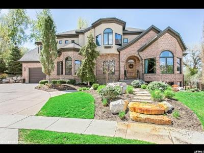 Fruit Heights Single Family Home Under Contract: 1314 S Deer Crest Cir E