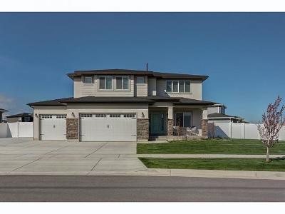 Spanish Fork Single Family Home For Sale: 79 N Maple Leaf Dr E