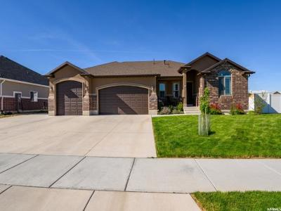 West Point Single Family Home Under Contract: 3162 W 650 N