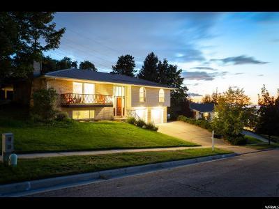 Bountiful Single Family Home For Sale: 776 San Simeon Way