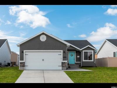 Eagle Mountain Single Family Home For Sale: 1874 E Cedar Trails Way N