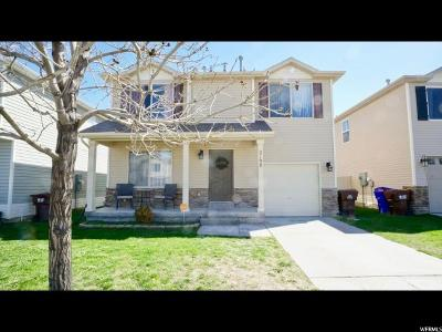 Eagle Mountain Single Family Home For Sale: 2198 E Summit Way