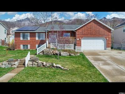 Layton Single Family Home For Sale: 1158 N 3000 E