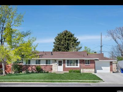 Bountiful Single Family Home For Sale: 746 S 300 W