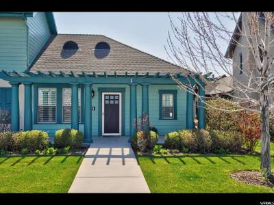 South Jordan Townhouse Under Contract: 11124 S Kestrel Rise Rd W