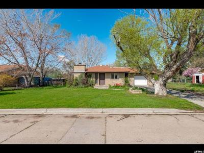 Mapleton Single Family Home Under Contract: 339 N 300 E