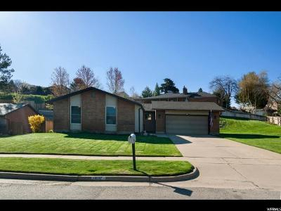 Ogden Single Family Home Under Contract: 807 Nancy Dr