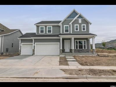 Lehi Single Family Home For Sale: 3148 W Cramden Dr