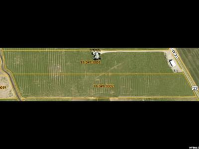 Wellsville Residential Lots & Land For Sale: 3015 S Hwy 23 W