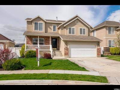 Lehi Single Family Home For Sale: 1942 W Pointe Meadow Loop