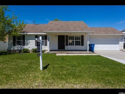 Spanish Fork Single Family Home For Sale: 3033 E 1530 S