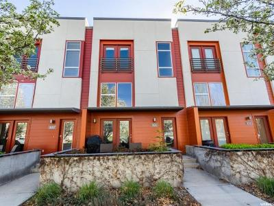South Jordan Townhouse Under Contract: 10341 S Rubicon Rd W