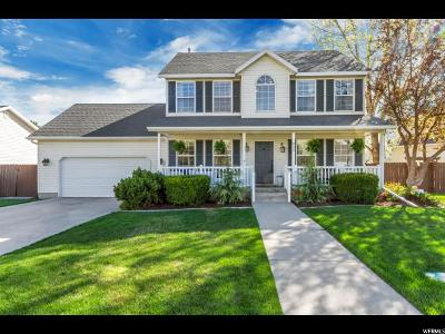 American Fork Single Family Home For Sale: 633 W 500 N