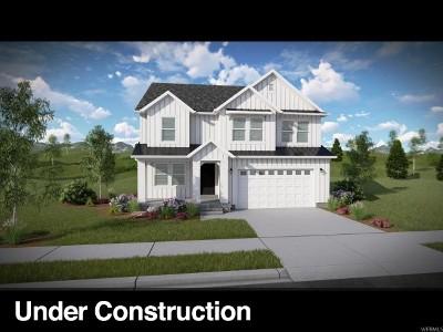 Utah County Single Family Home For Sale: 137 N Quail Hill Ridge Dr #115