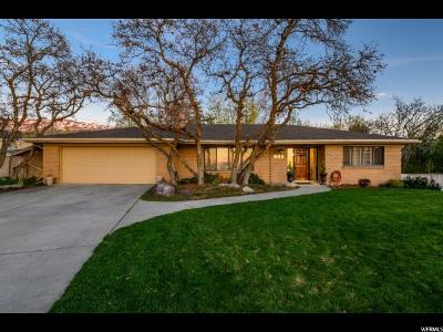 Bountiful Single Family Home Under Contract: 988 E Deborah Cir S