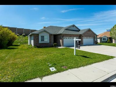 Spanish Fork Single Family Home Under Contract: 665 N Lynnbrook Dr E