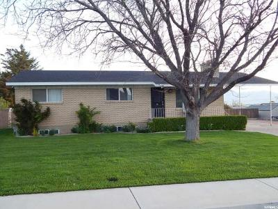 Payson Single Family Home Under Contract: 753 E 200 N