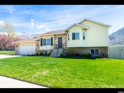 North Ogden Single Family Home Under Contract: 2448 N 725 E