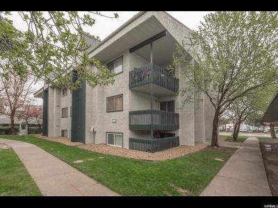 Salt Lake City Condo Backup: 229 E Hill Ave S #5