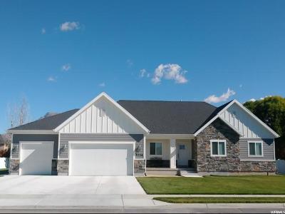 Utah County Single Family Home For Sale: 9556 N 6620 W