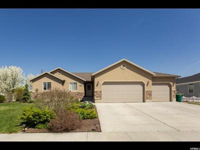 Lehi Single Family Home For Sale: 15 E 750 S