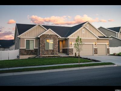 Riverton Single Family Home Under Contract: 11677 S 2610 W