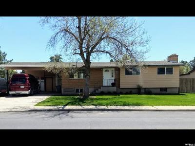 Orem Single Family Home For Sale: 260 E 200 S