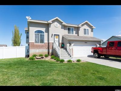 Clinton Single Family Home Under Contract: 2554 W 2580 N