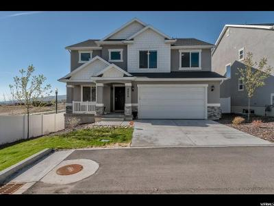 Herriman Single Family Home Under Contract: 4959 W Cay Ln
