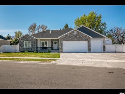 Lehi Single Family Home For Sale: 1135 W 300 S
