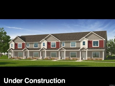 Hyrum Townhouse Under Contract: 381 S 1540 E