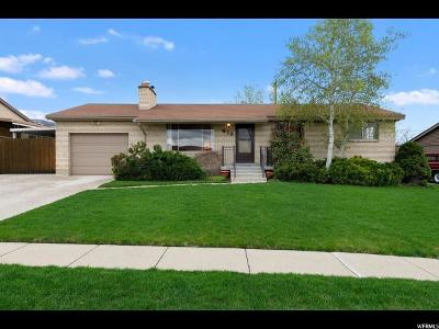 Bountiful Single Family Home For Sale: 413 W 2300 S