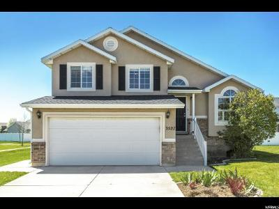 Lehi Single Family Home For Sale: 3527 W Haven Cv N