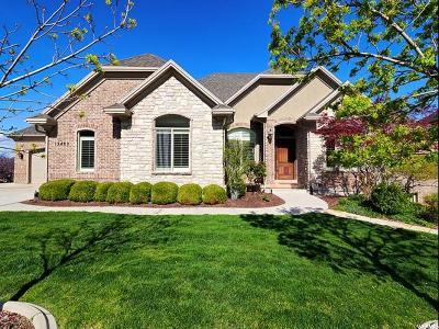 Draper Single Family Home Under Contract: 13482 S Aintree Ave E