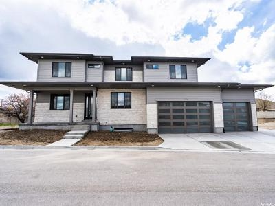 Riverton Single Family Home Under Contract: 1333 W Midas Point Cv S