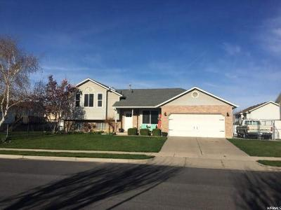 Layton Single Family Home For Sale: 432 S 950 W