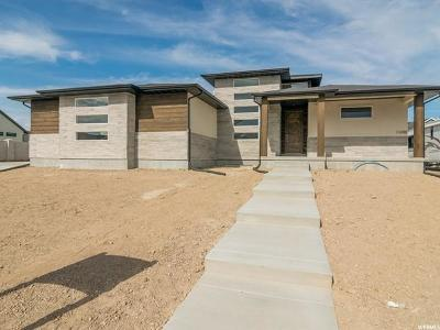 Riverton Single Family Home For Sale: 13288 S Studebaker Cv W