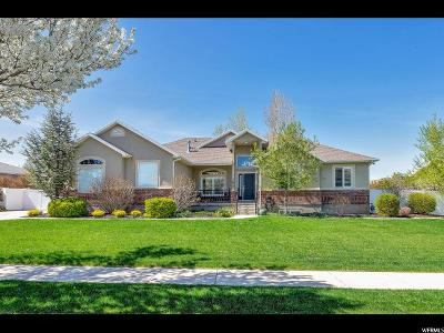 West Jordan Single Family Home Under Contract: 7622 S Bridle Creek Dr