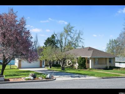 Centerville Single Family Home For Sale: 140 E 100 S